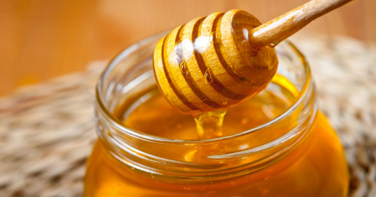 where to find honey in a grocery store