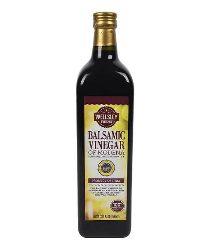 Bottled Balsamic vinegar