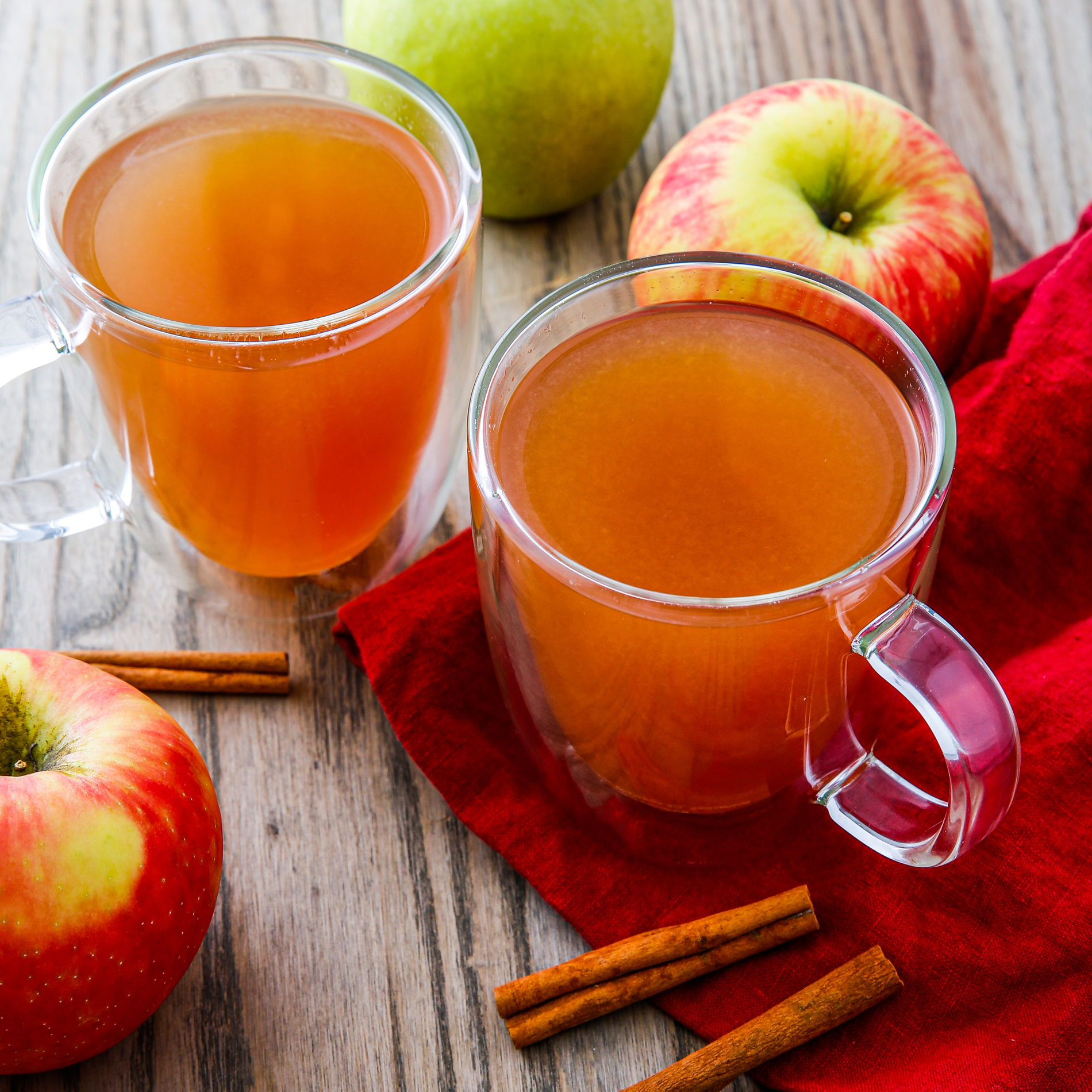 where to find apple cider in the grocery store
