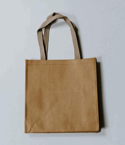 Brown Eco bag