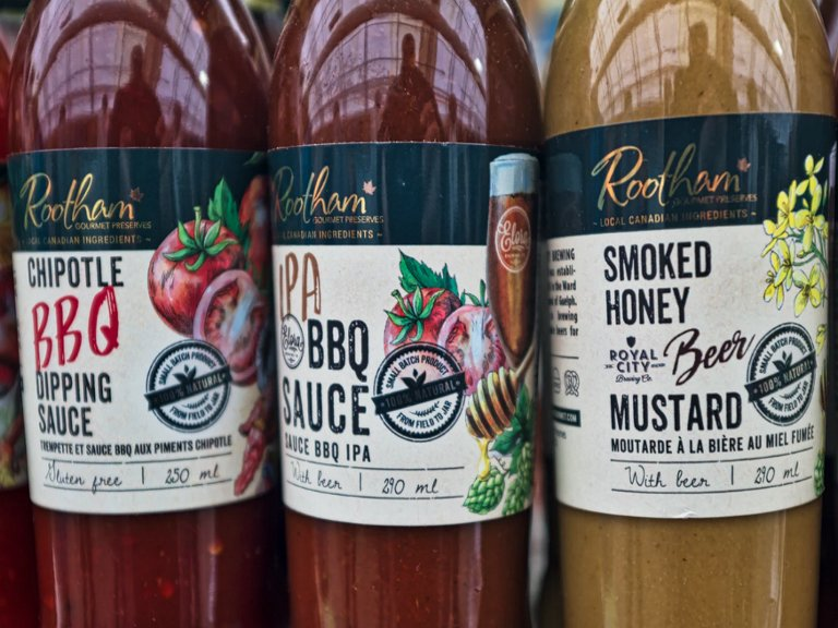 Where to find barbecue sauce in the grocery store header image