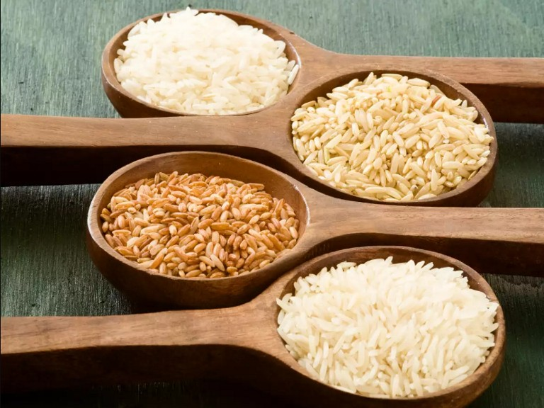 Where to find brown rice header image