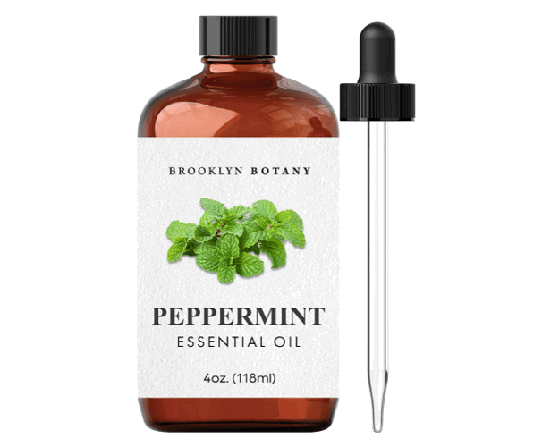 Brooklyn Botany peppermint essential oil product