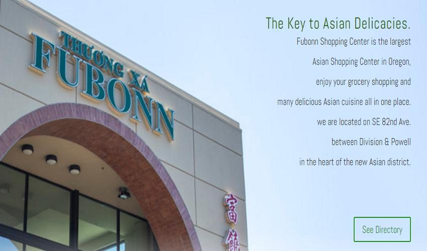 Fubonn Shopping Center website