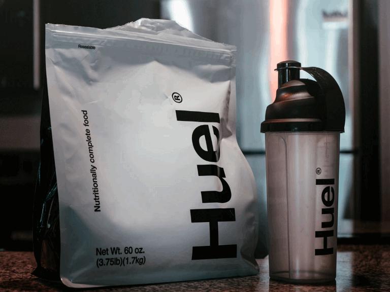 Huel protein powder