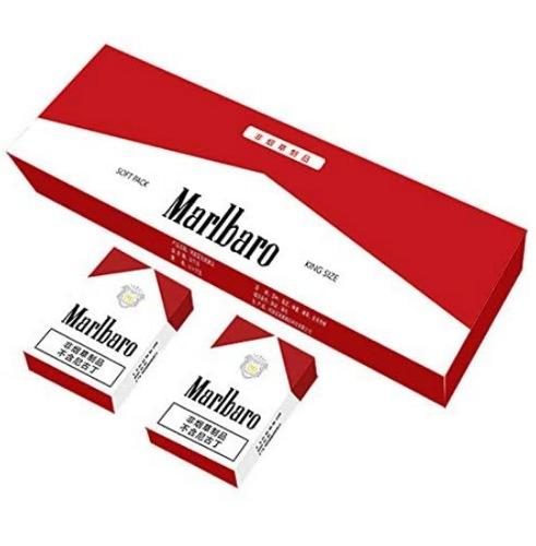 Marlbaro herbal cigarette product on Amazon