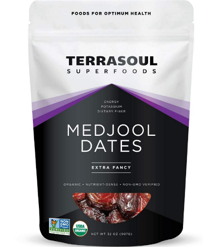 Terrasoul Superfoods Medjool dates