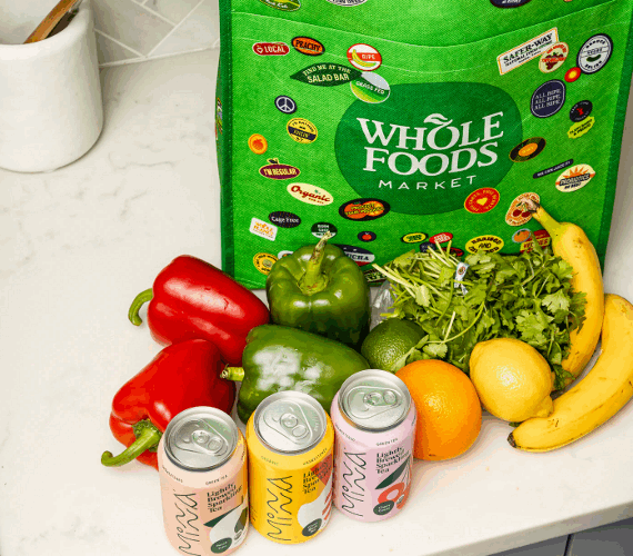 Whole Foods Market grocery food items