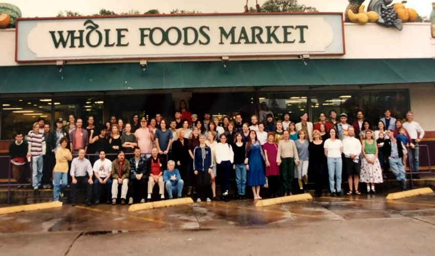 Whole Foods Market in 1980