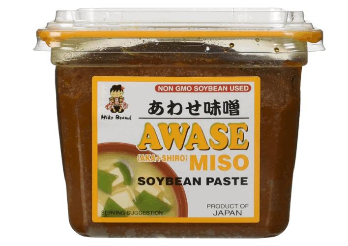 Miko-Awase miso soyabean paste