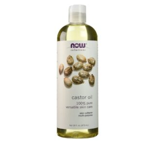 NOW Foods castor oil product