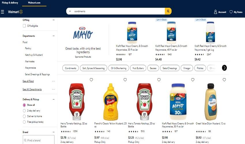Walmart official online store